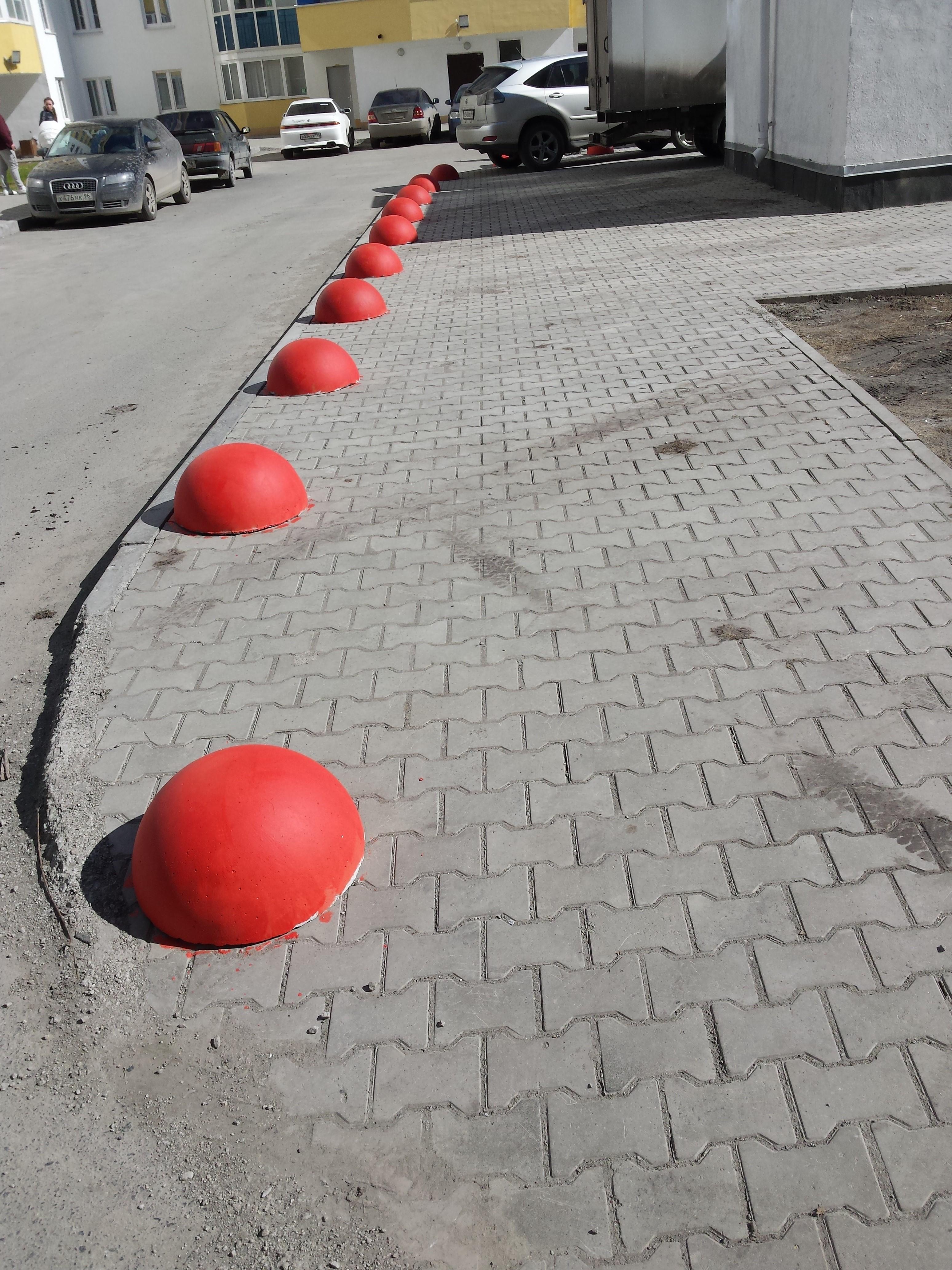 Полусфера бетонная своими руками 84